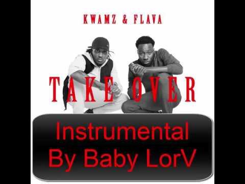 Kwamz & Flava - Take Over Instrumental (By Baby LorV)