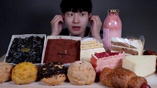 MUKBANG DESSERT CAKE 디저트39 티라미…