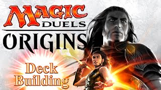 Magic Duels: Origins - Booster Packs, Deck Builder, And Solo Play!