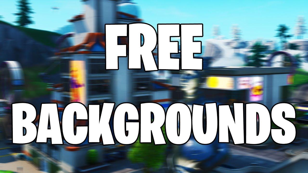 *FREE UPDATED* Season 9 Fortnite Thumbnail Backgrounds!! (1080p) (3D  Thumbnails)