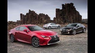 2018 Lexus RC review