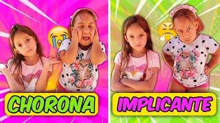 Tipos de Crianças no Parquinho (FT Jessica Sousa) - MC Divertida