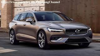 2019 Volvo V60 Review Interior Exterior - Auto Review - Phi Hoang Channel.