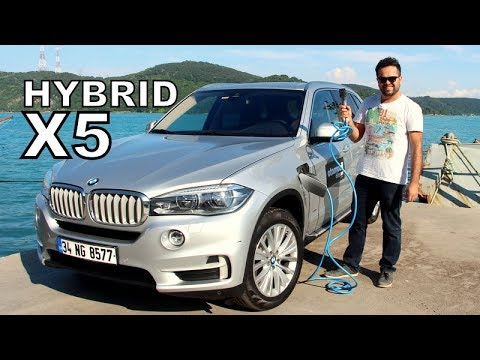 Test - BMW X5 Hybrid