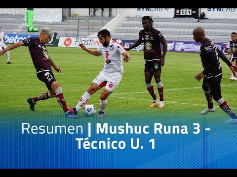 Tecnico U. Mushuc Runa Goals And Highlights