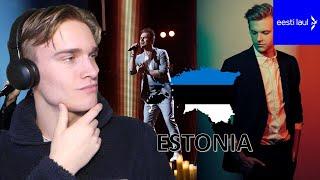 EESTI LAUL 2021 ESTONIA EUROVISION 2021 REACTION VIDEO