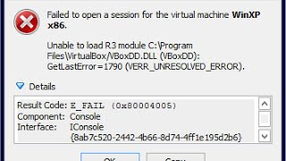 Video ERROR 0x80004005 AL INICIAR VIRTUALBOX EN WINDOWS7 download MP3, 3GP, MP4, WEBM, AVI, FLV Maret 2018
