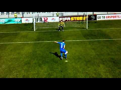 FIFA 12: How to do Penalty Kicks Tips Tutorials #1