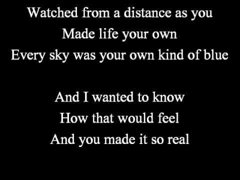 Taylor Swift- Crazier. Karaoke & Lyrics