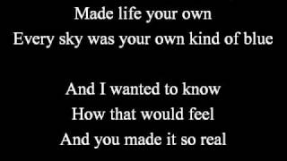 Taylor Swift- Crazier. Karaoke & Lyrics