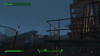 Fallout 4: Power armor frame location