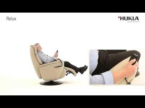 Relaxsessel von Hukla: Entspannt Sitzen mit Komfort
