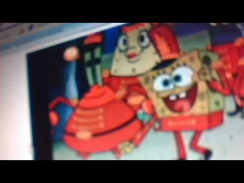 spongebobs got big balls
