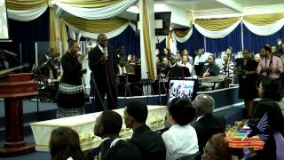 Overcomers (2013-0701) - Oba Walker & Elizabeth Bishop