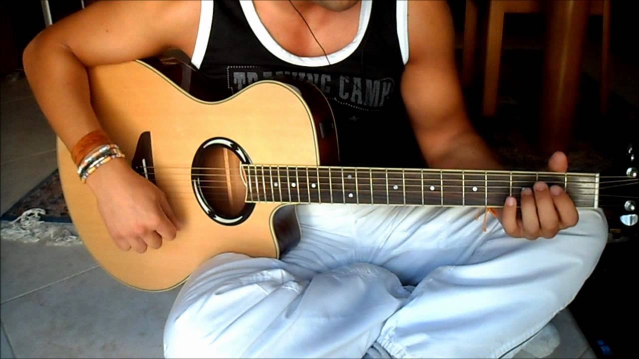 Him Funeral Of Hearts Easy Acoustic Cover Youtube