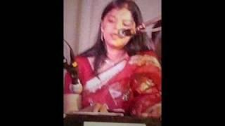 Shraboni Ghosal - Indian Classical Music - Raag Jaijayanti 1