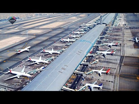 Dubai airport claims top spot for global passenger traffic in 2014