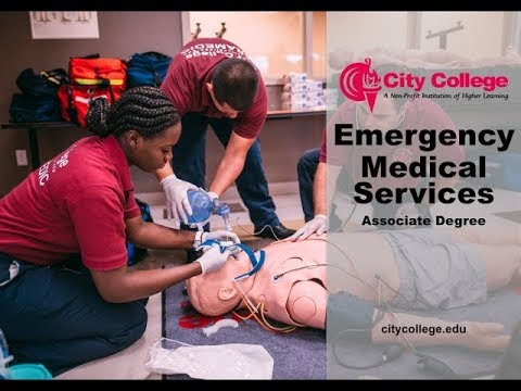 Emergency Medical Services (EMS) Training  At City College