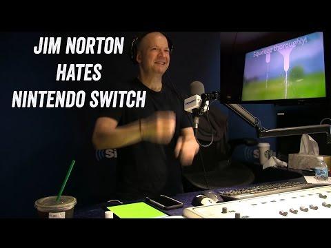 Jim Norton Hates Nintendo Switch - Jim Norton & Sam Roberts thumbnail