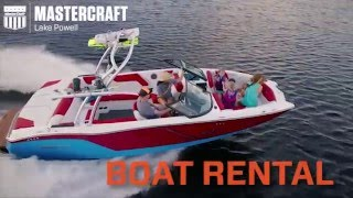Lake Powell's BEST Boat Rental!