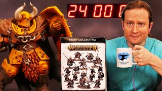 How Long Does it Take to Paint a Warhammer Army?