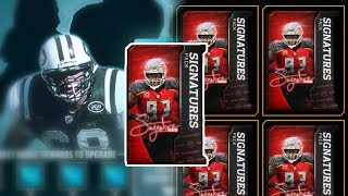 10 Signature Pack Opening & New Legends - Madden Overdrive