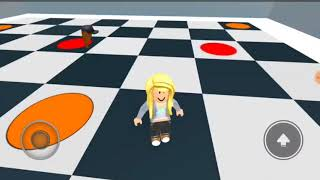 Simon says in roblox with....my brother !!!