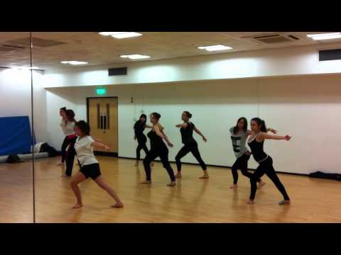 Madilyn Bailey - Blown Away (cover) Choreography