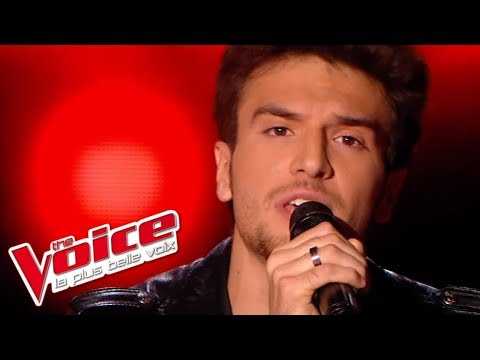 Pink Floyd – Wish You Were Here | William | The Voice France 2015 | Blind Audition