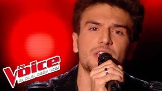 Pink Floyd - Wish You Were Here William The Voice France 2015 Blind Audition
