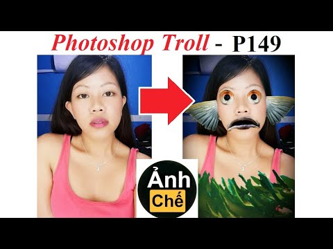 Ảnh Chế  💓 Photoshop Troll (P 149), James Fridman, Nàng tiên cá, Mermaid