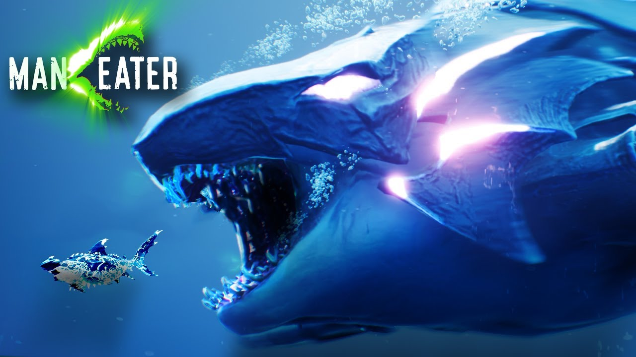 Download JAWS IS BACK!!! - ManEater DLC Quest for the Truth | Ep1