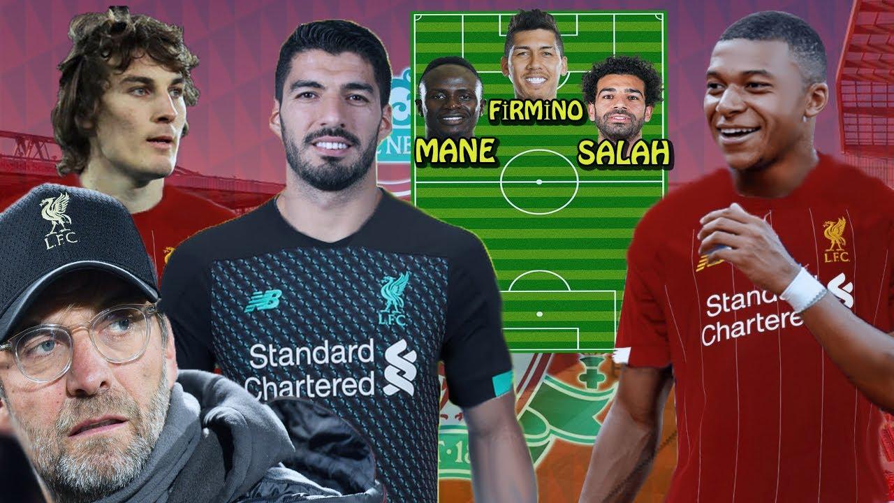Şampiyon Liverpool'un 2021 Yılı Muhtemel 11'i Ft. Mbappe, Çağlar Söyüncü, Suarez, En İyi Takım