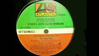 sparks and jane wiedlin cool places doormans delirium mix by john bice