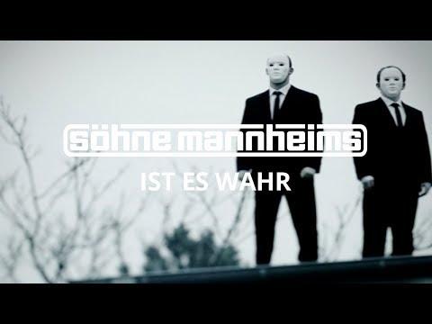 Söhne Mannheims - Ist Es Wahr (Aim High) [Official Video]