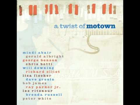Lee Ritenour - A Twist Of Motown 2003 (Full Album)