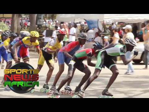 Sports News Africa Express: Kenyan Triathlon, Kenyan Inline skating, Zimbabwe youth cricket