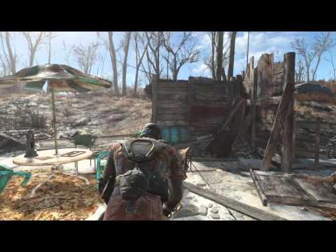 Fallout 4   SektorDaGreat  Ep  64   Mass Pike Tunnel West
