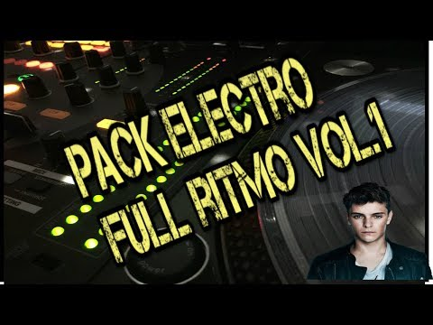 PACK ELECTRO  FULL RITMO VOL.1 / FREE - DOWNLOAD