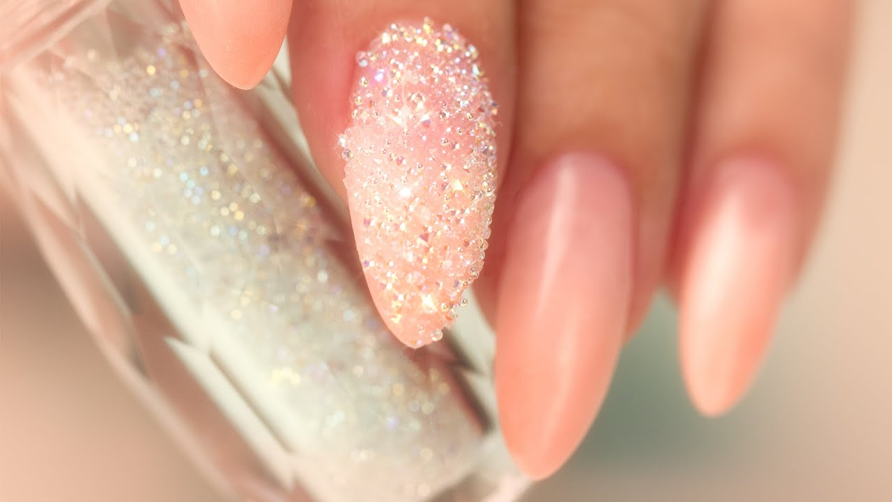 Bling It Up Suzie S 5 Minute Mani Nail Career Education