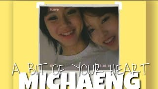 [FMV] MINA X CHAEYOUNG (A BIT OF YOUR HEART)