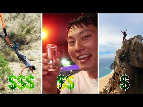 Cabo 2018 | How cheap was my epic trip? 🚀