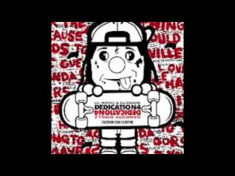 Lil Wayne - No Worries instrumental (with hooks) Dedication 4