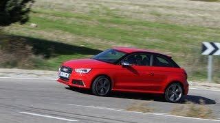 Prueba Audi S1 2014 - ActualidadMotor