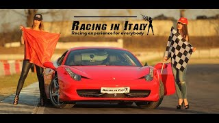 Racing in Italy - Home of the Motorsport Events in Italy - Test Drive Race and Super Cars