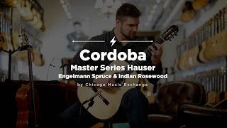 Quick Riffs: Cordoba Master Series Hauser Classical Guitar Demo