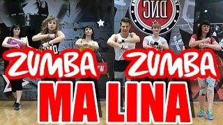ТАНЦЫ - ВИДЕО УРОКИ ОНЛАЙН - MA LINA - DanceFit #ТАНЦЫ #ЗУМБА