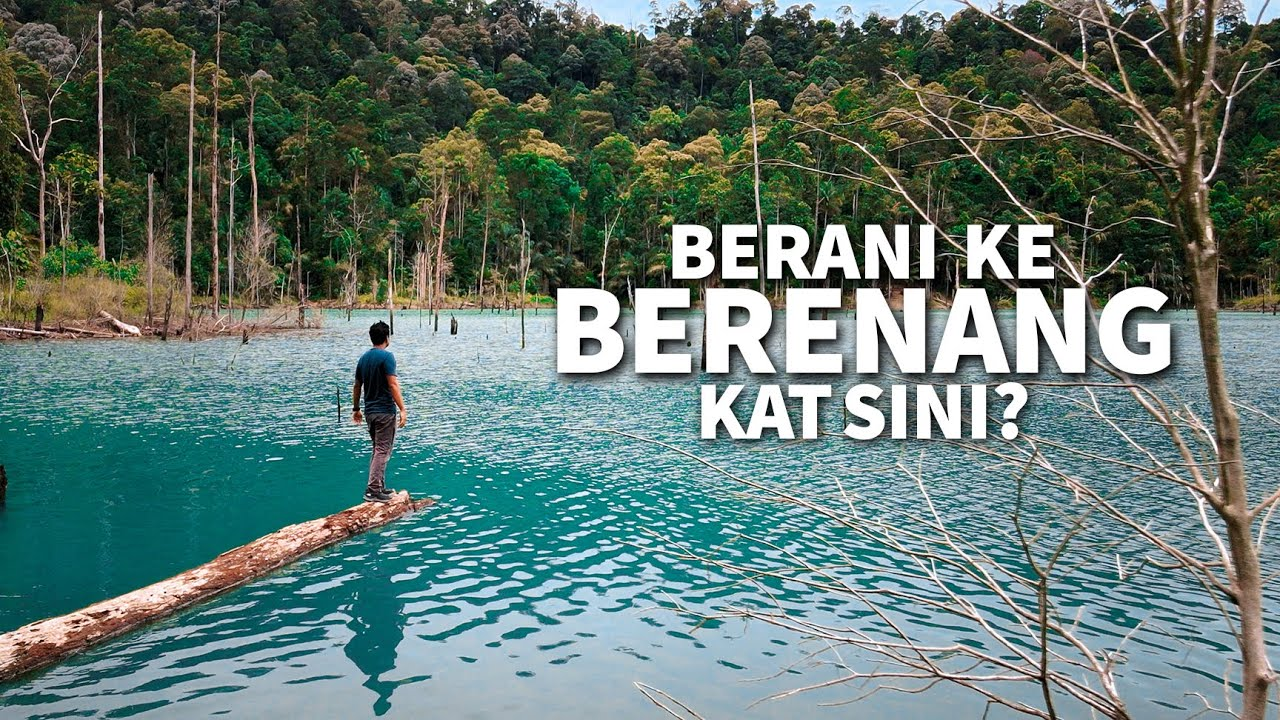 Download 6 jam Hiking demi HIDDEN GEMS - Tasik Cermin, Selangor
