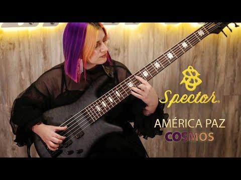 América Paz - Cosmos - Spector EURO LX