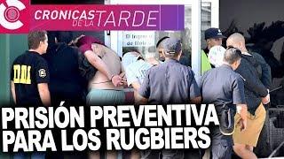 Crónicas de la tarde - Programa 14/02/20 - Prisión preventiva para los 8 rugbiers